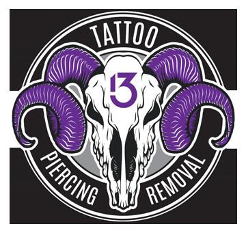 13shades logo