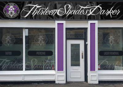 13Shades Shopfront
