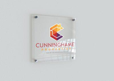 Cunninghame InternalSignage